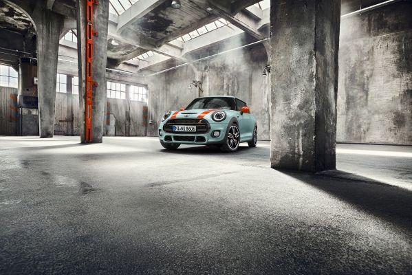 Der MINI Cooper S in der Delaney Edition