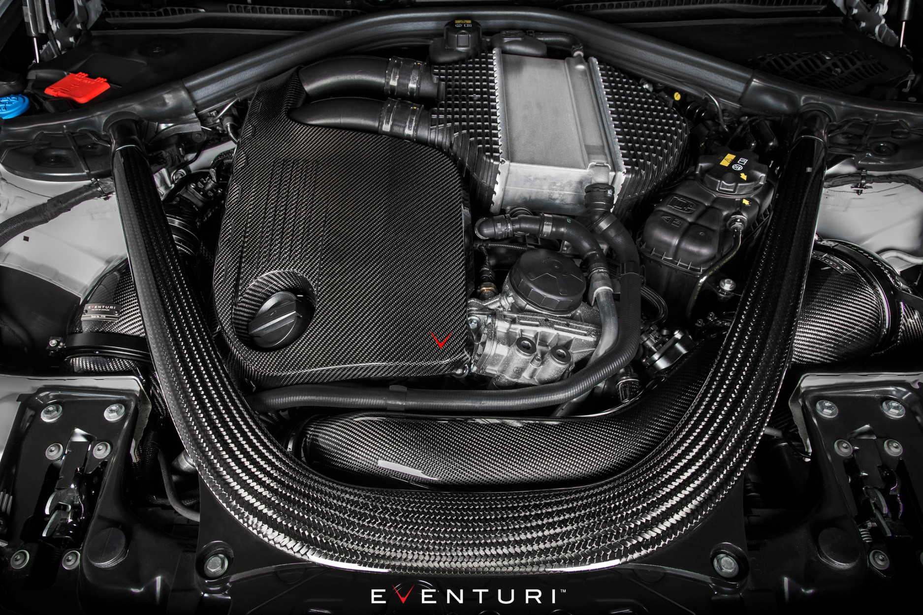 Eventuri Carbon Intake System for BMW F87 M2 Competition