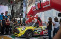 Gigamot startet 2019 bei der La Carrera Panamericana 2019  in der Klasse MINI Panam Challenge