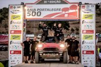 Baja Portalegre 2017 - Lauf 11 MINI xraid Team