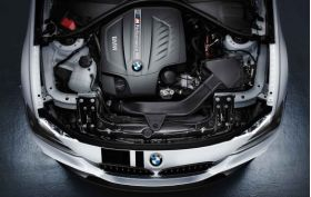 BMW M Performance Power Kit for 120d built: 03/07 - 09/08 with Manual Transmission