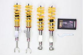 KW Gewindefahrwerk Variante 1 inox  Gigamot Shop MINI & BMW Tuning