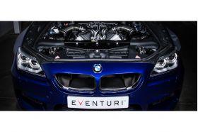 Eventuri Carbon Kevlar Ansaugsystem für BMW F06 M6