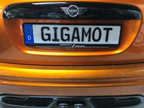 Gigamot Sponsor Packet MINI & BMW