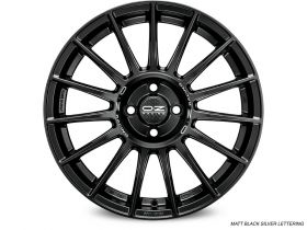 OZ SUPERTURISMO LM - Matt Black