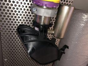 Luftleitblech - Bremsbelüftung