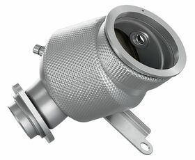 HJS - ECE Tuning Downpipe für den Toyota Yaris GR