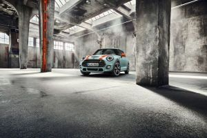 Der MINI Cooper S in der Delaney Edition